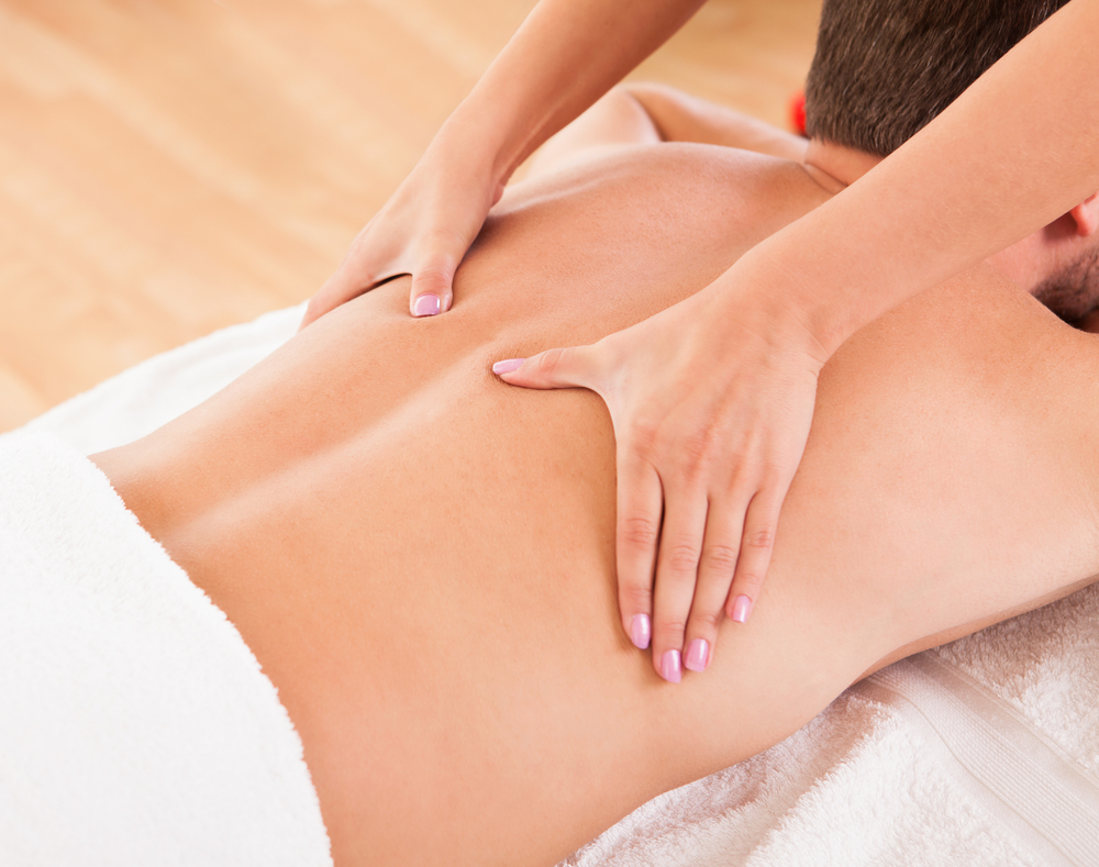 Guys - Relieve Sore Muscles with a Sports Massage