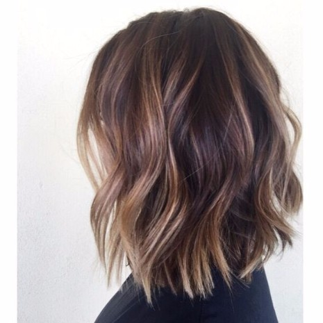 Top Lob Hair Cuts for Spring - D'Ametri's Salon