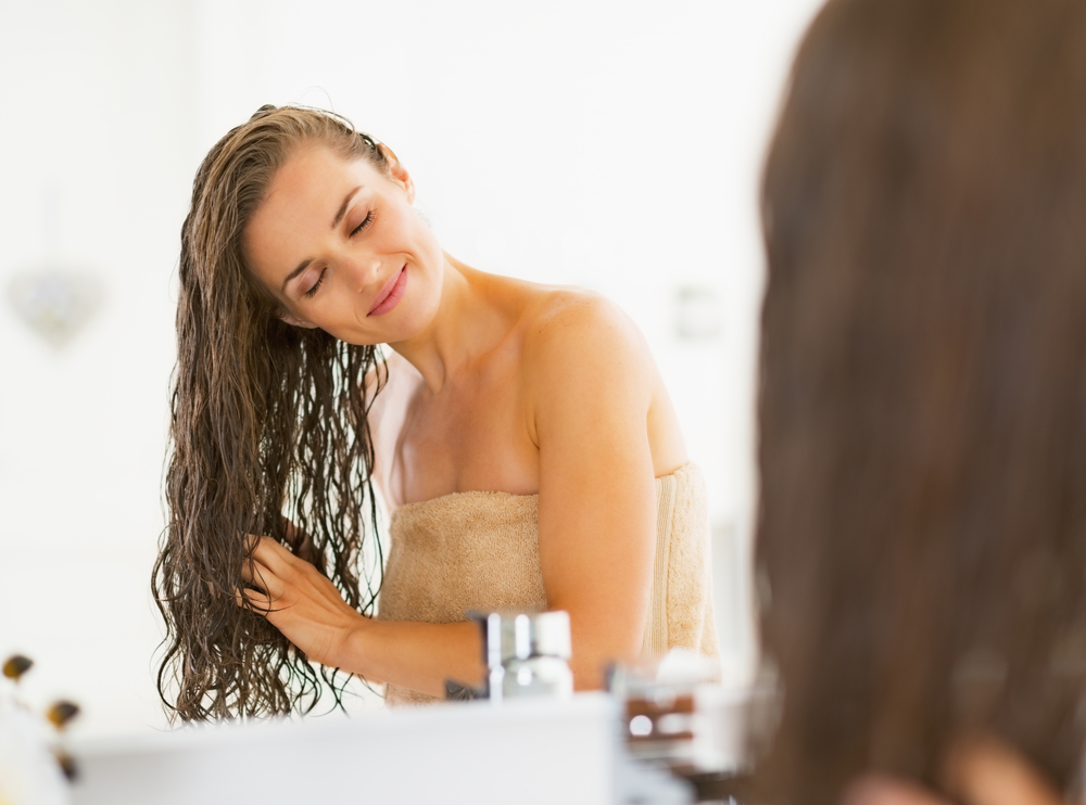 Maintain The Health Of Your Hair At Home
