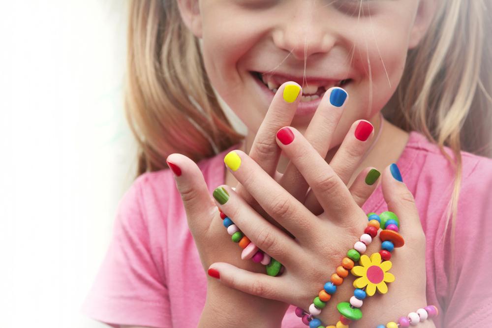 Nail Art for Kids- Adorable Designs for Little Fingers