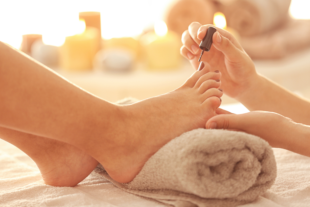 Get Your Feet Ready for Sandal Season with a Spa Pedicure