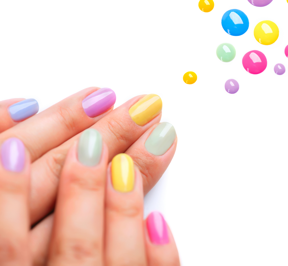 Summer's Hottest Nail Trends