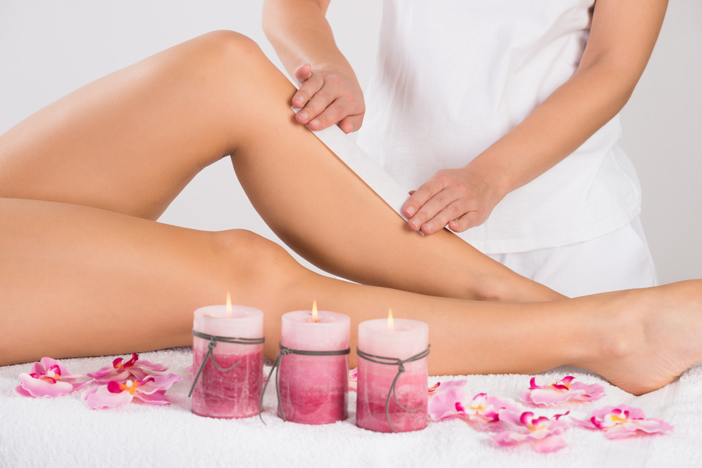 Waxing Services Made Easy at Ellie K