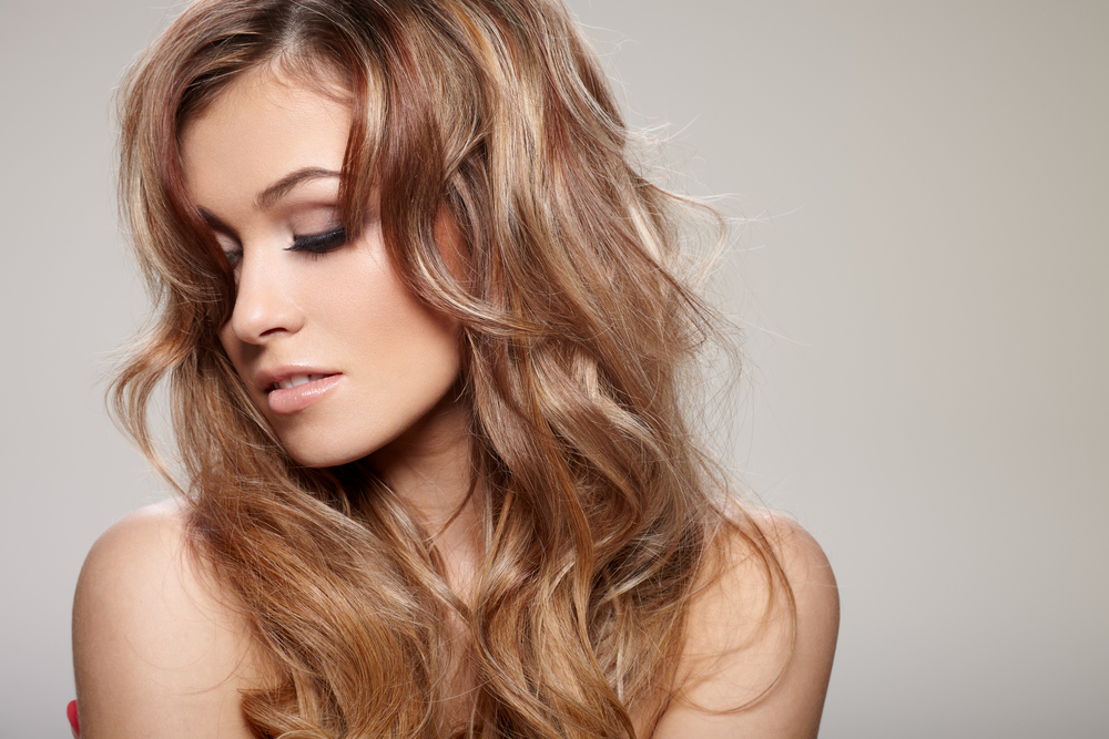 Get That Beach Babe Look with Balayage