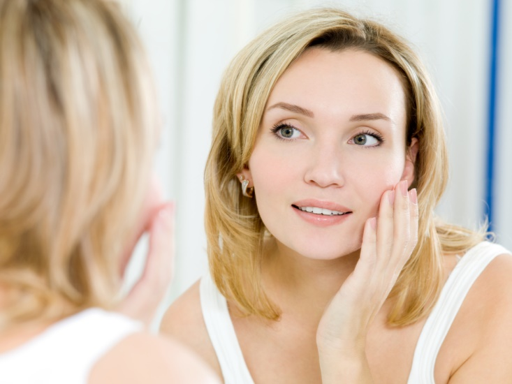 IS YOUR SKIN ACTING ITS AGE?