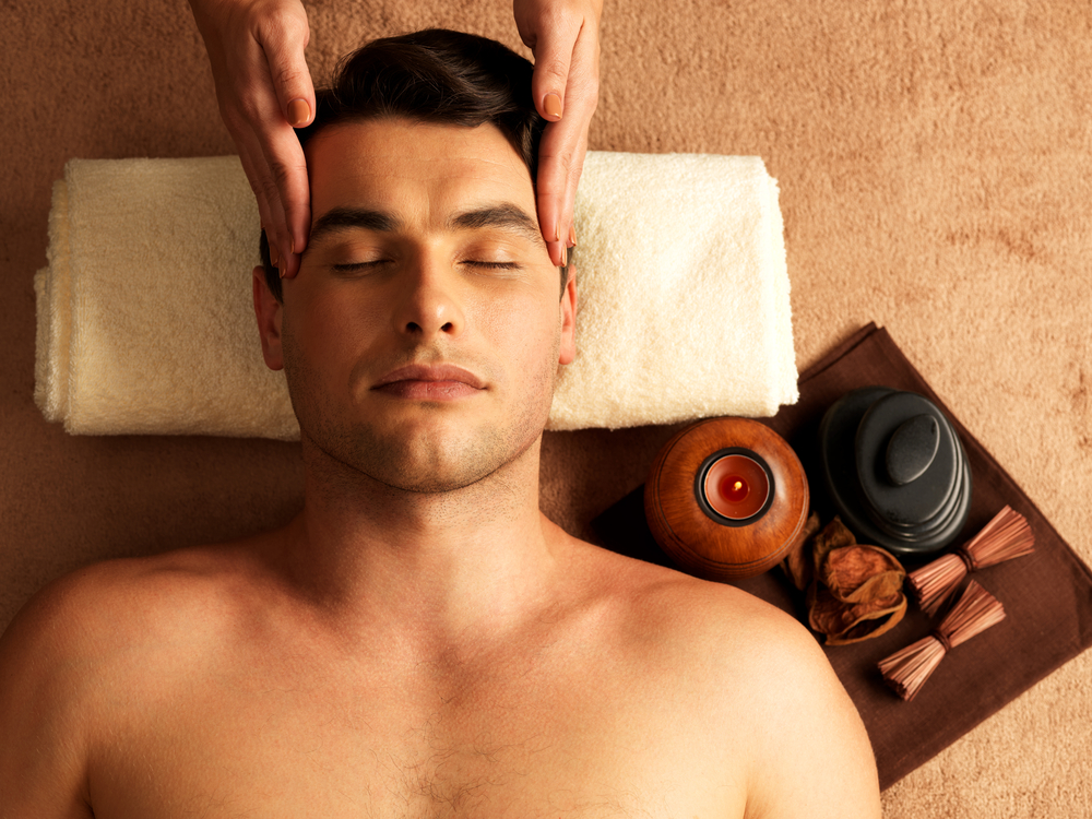 Spa Services for Men