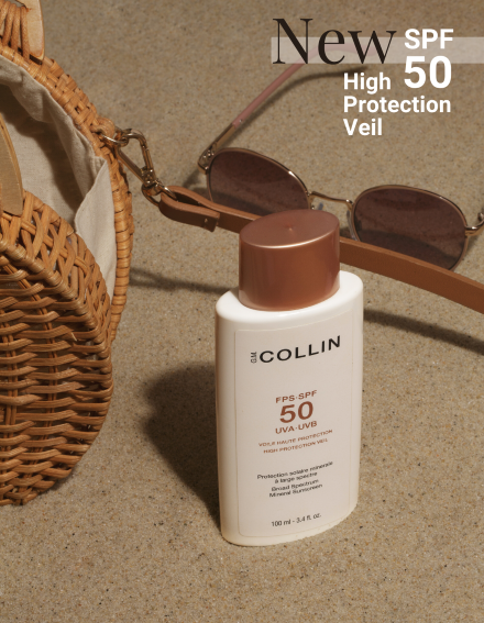 Soak Up The Sun Responsibly New Spf 50 From G.m. Collin