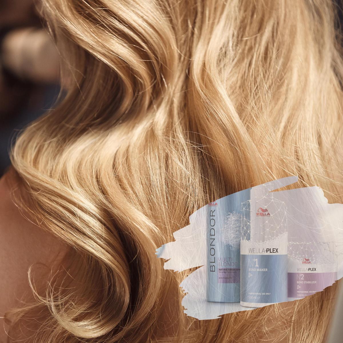 Premium Blonding Services