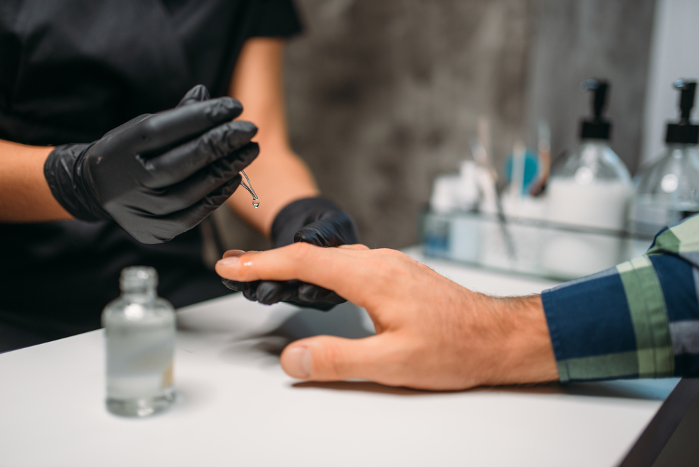 The Gentleman's Manicure- Help for Hardworking Hands