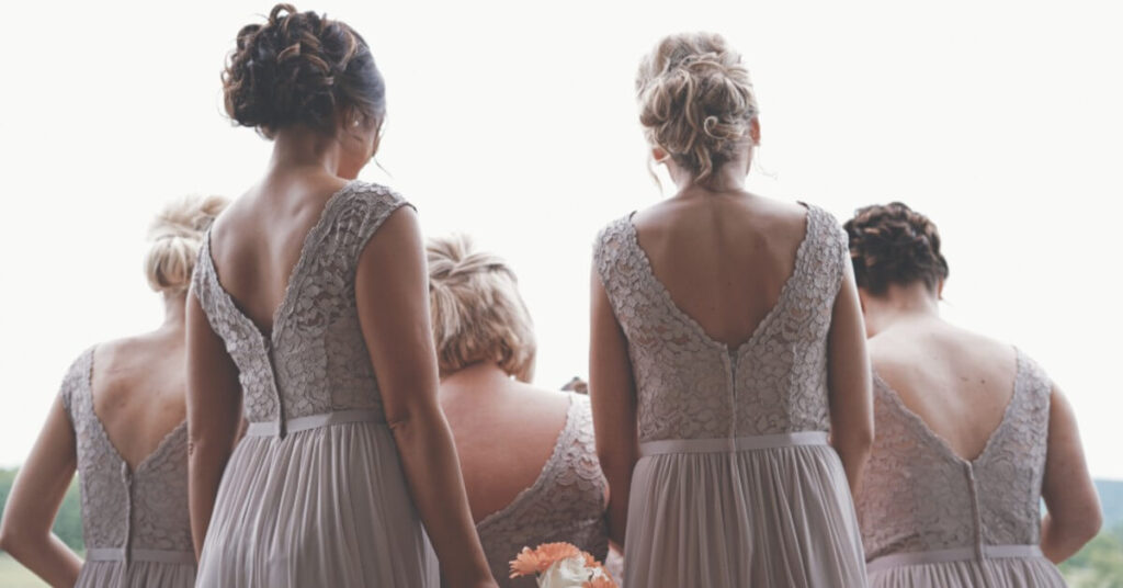 Our 5 Favorite Bridesmaid Hairstyles