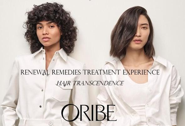 Introducing Oribe Renewal Remedies