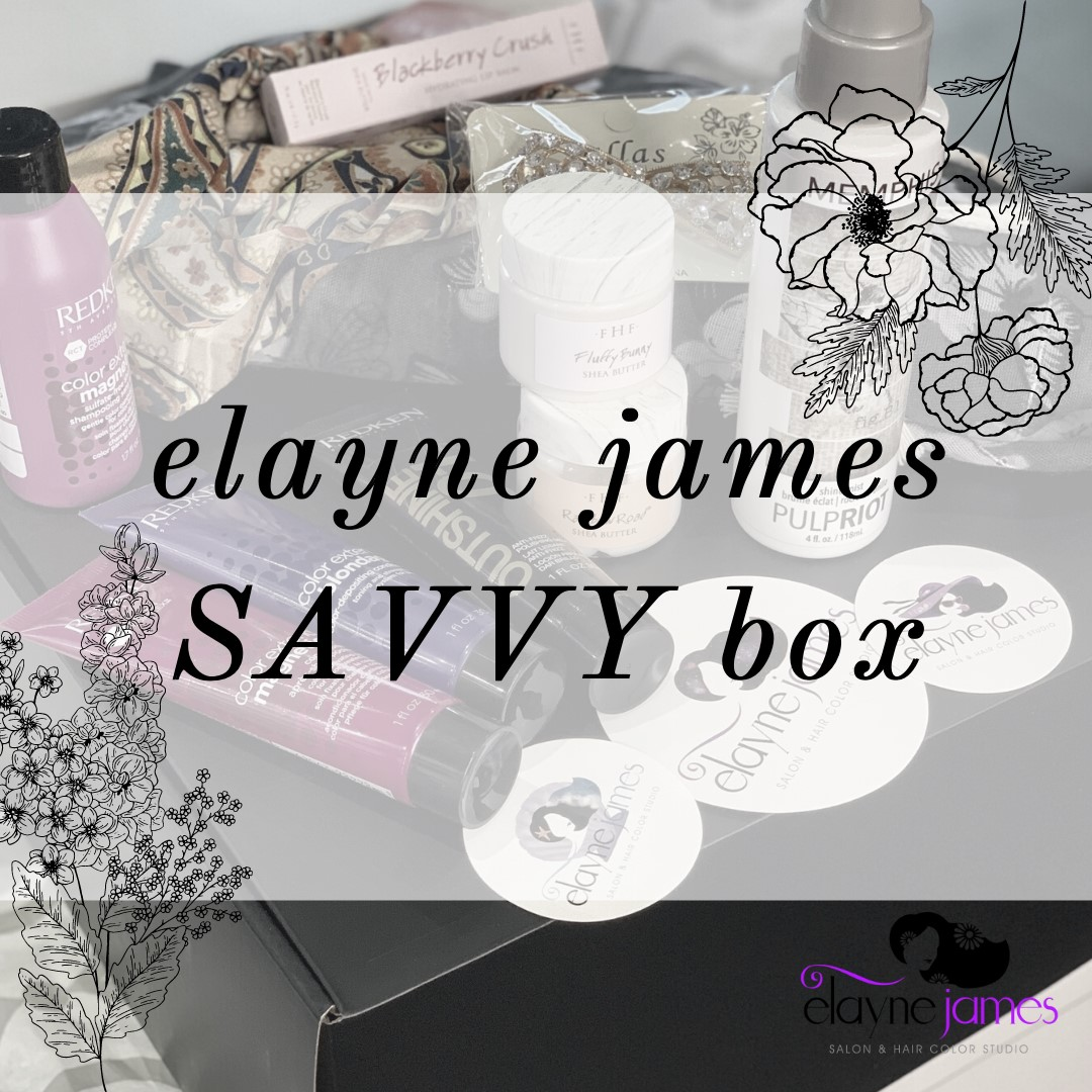 Elayne James' New SAVVY Beauty Membership Movement