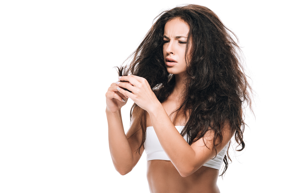 How To Recognize And Remedy Dry Hair