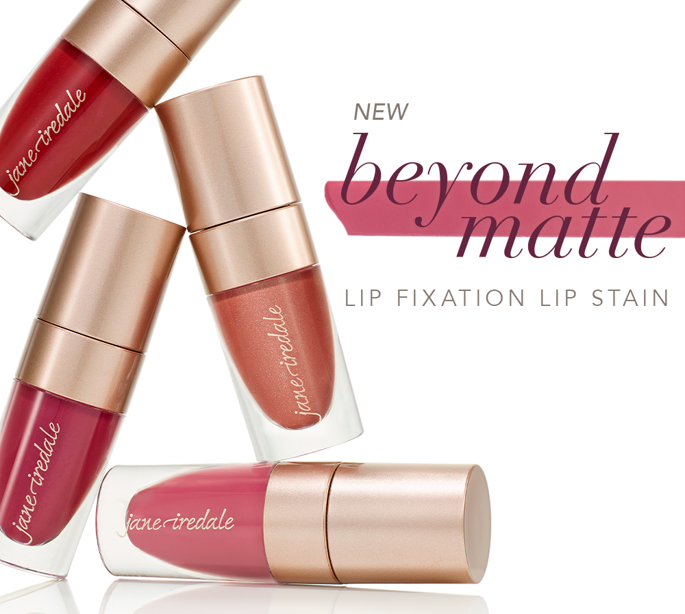 New Matte Liquid Lipstick From Jane Iredale In Texas