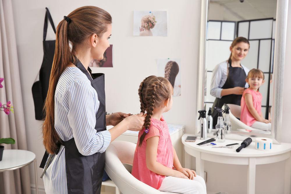 Make Your Child's First Hair Salon Visit an Enjoyable One