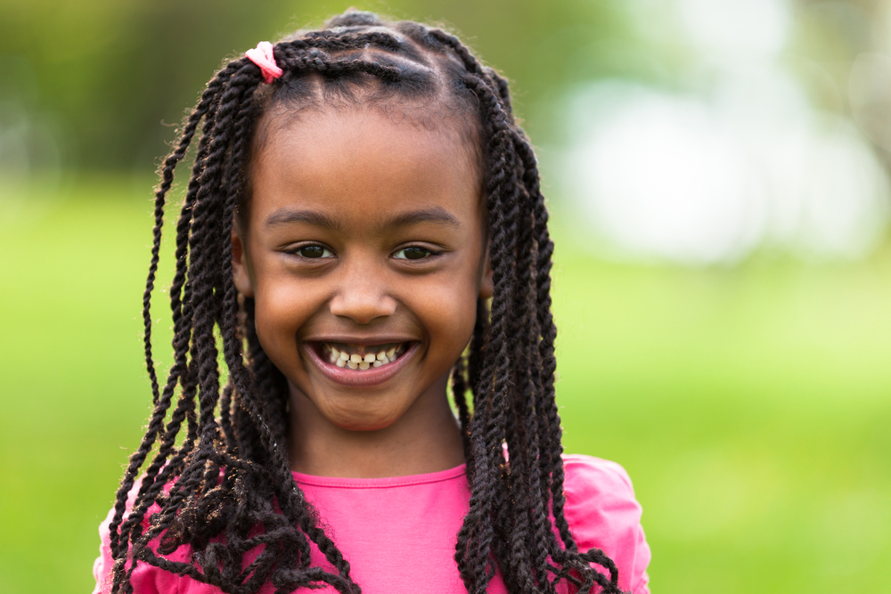 Caring for Your Child's Natural Hair