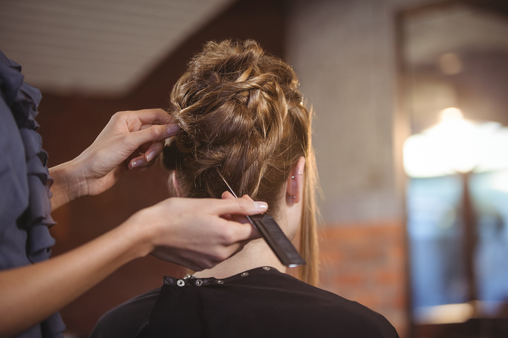 Elegant Updos for Every Event