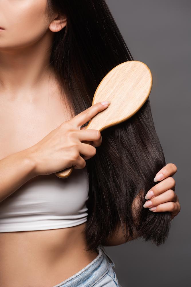 Keep Hair Healthy with Good Habits
