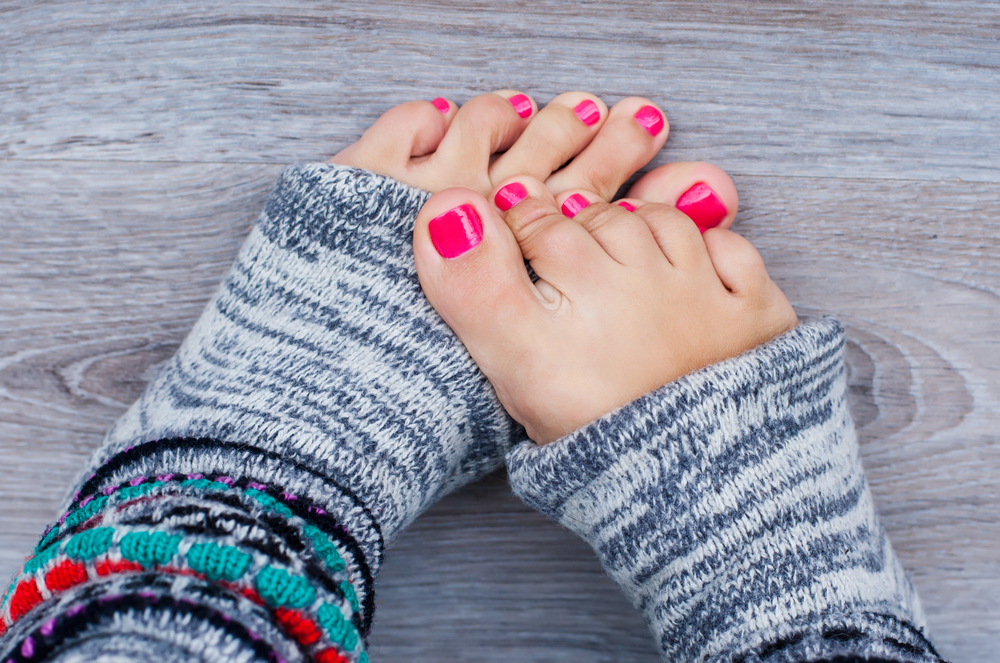 Why Pedicures Are Important In Cold Weather
