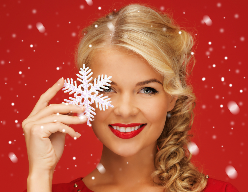 Holiday Hairstyles for All the Festivities