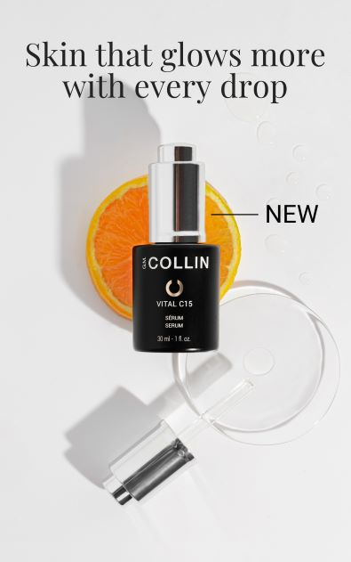New Vital C15 Serum By G.m. Collin Available In Frisco, Tx