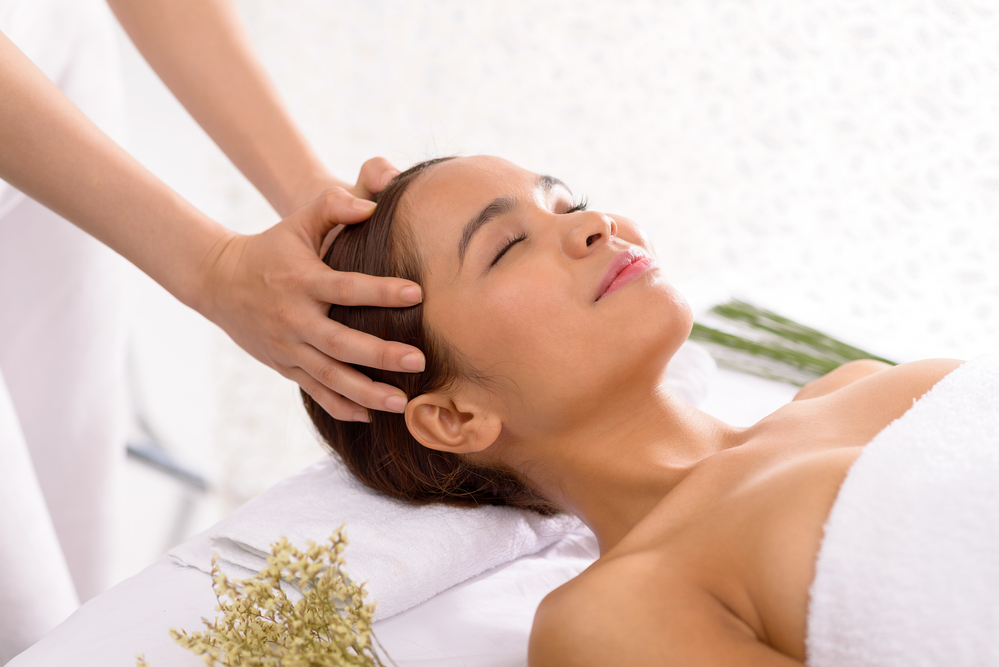 Discover the Wonderful Benefits of Scalp Massage