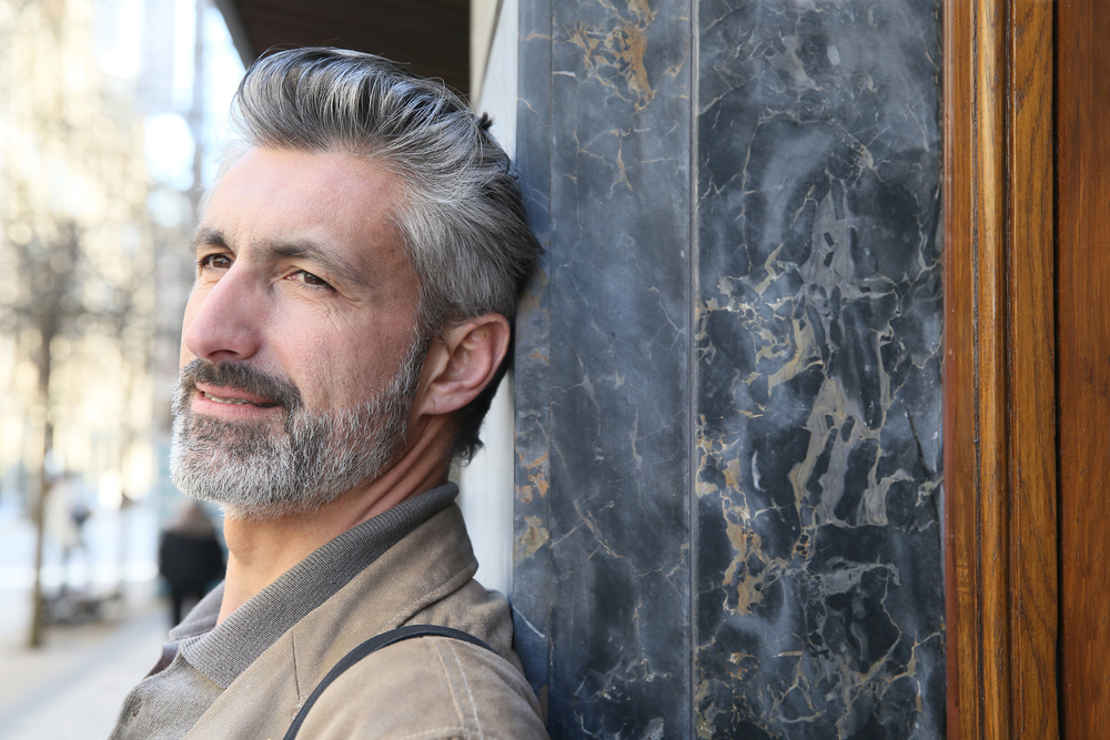 To Cover or Not - A Manly Guide to Going Gray
