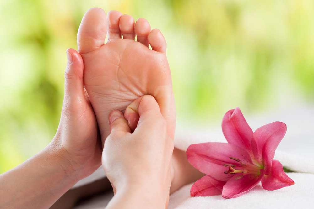 Start Off 2021 Right With Reflexology