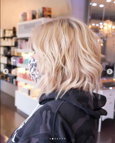 Stunning Hair Extension Transformation