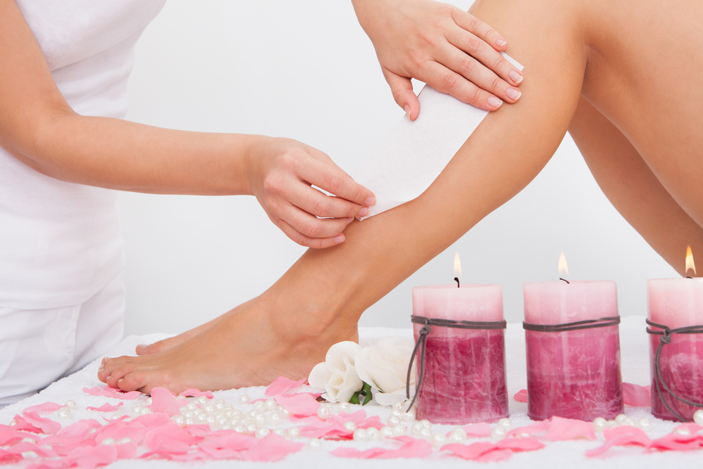 Get a Jump on Swimsuit Season With Salon Waxing