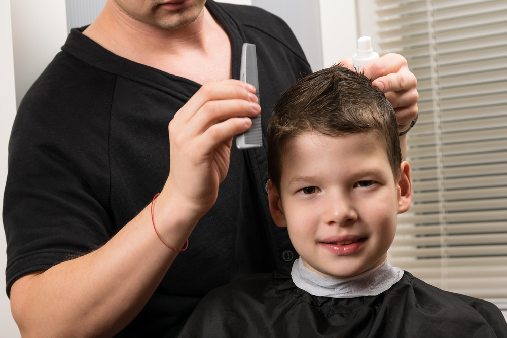 Handsome Spring Haircuts For Your Little Man