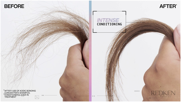 Why Redken®: Experience A Transformation in Haircare