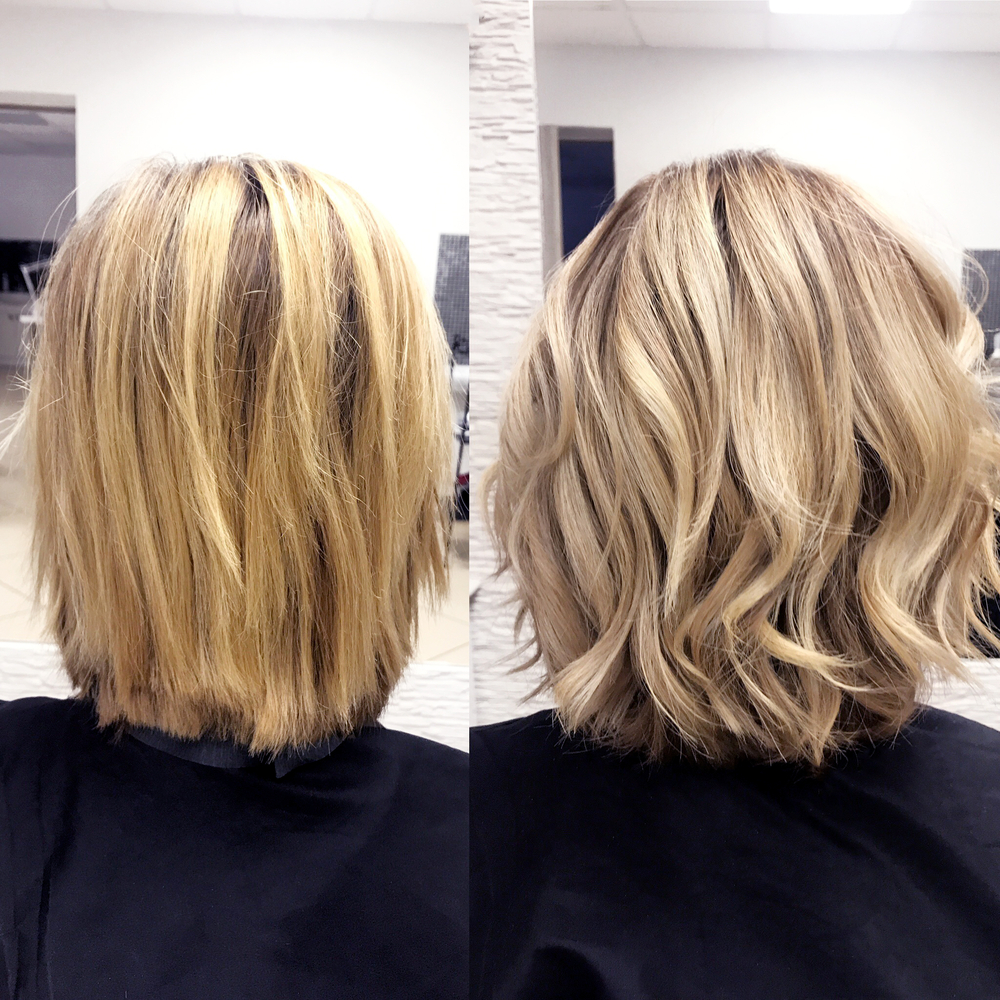 Get Gorgeous Sun-kissed Color With A Beachy Balayage