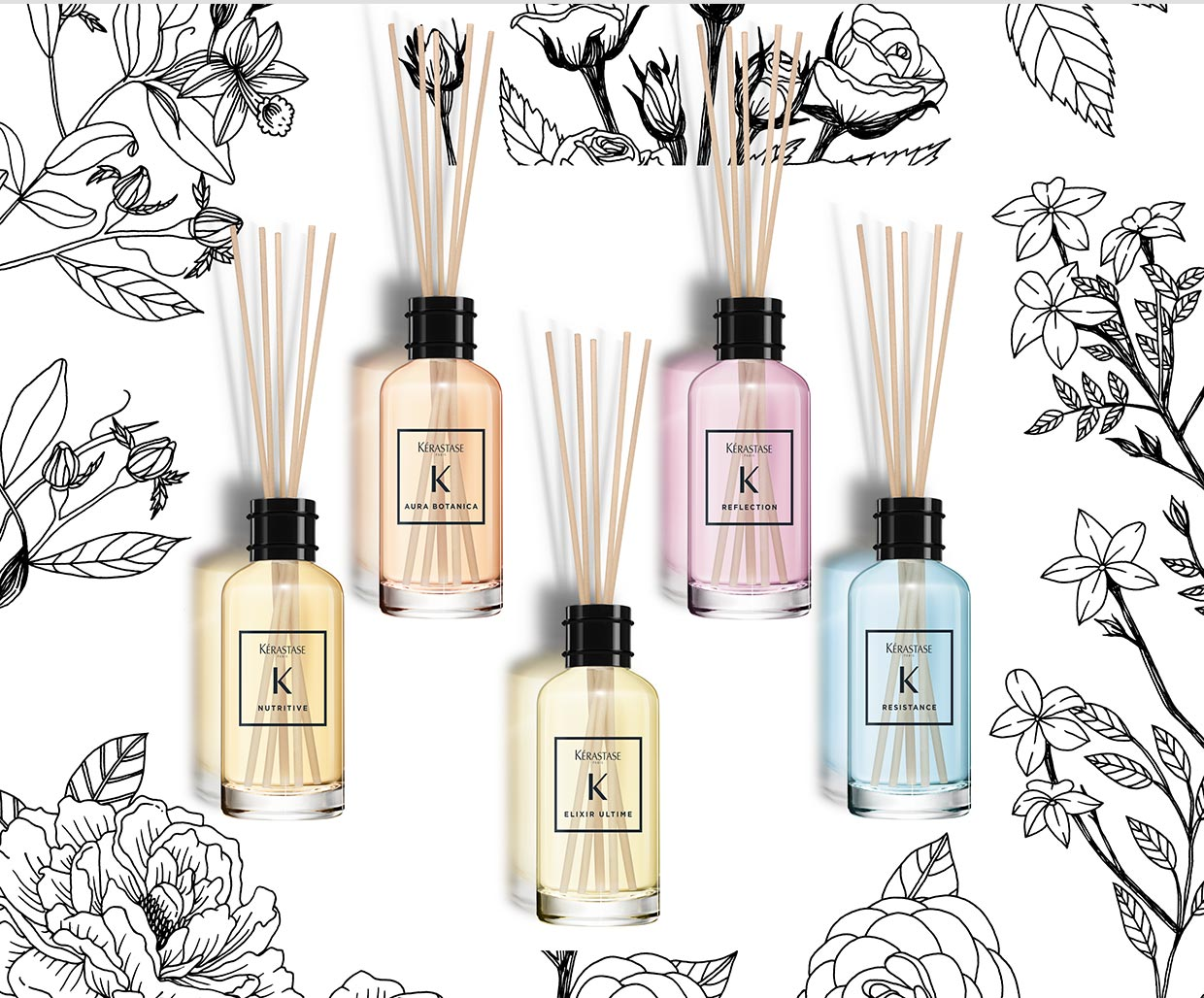 Complimentary Home Fragrance Diffuser