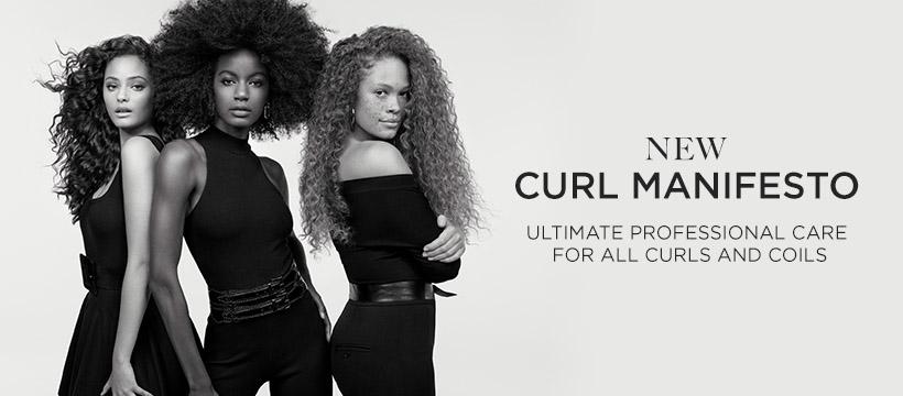 New Curl Manifesto By Kerastase