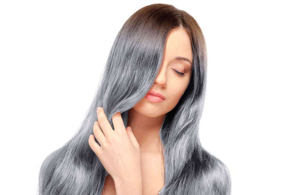 Tips for Gorgeously Gray Hair