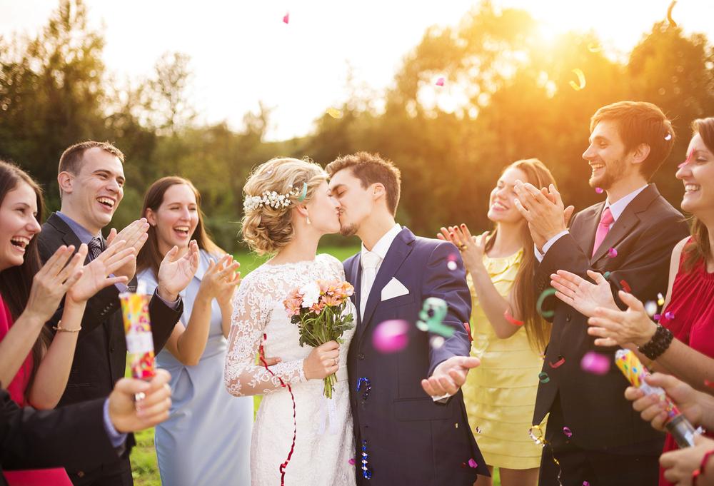 Summer Weddings by Five Senses