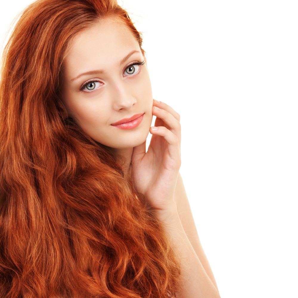 Vibrant Red Hair Color for Your Summer Style