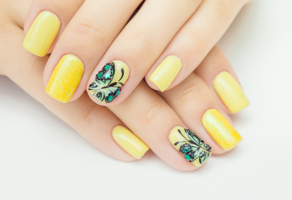 Perfect Polished Nail Colors For Summer