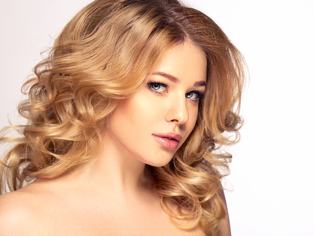 Permanent Beachy Waves Make Styling a Breeze