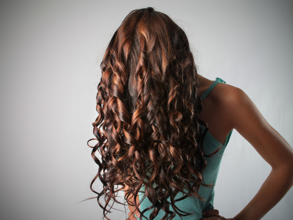 Healthy Curly Hair Care Tips