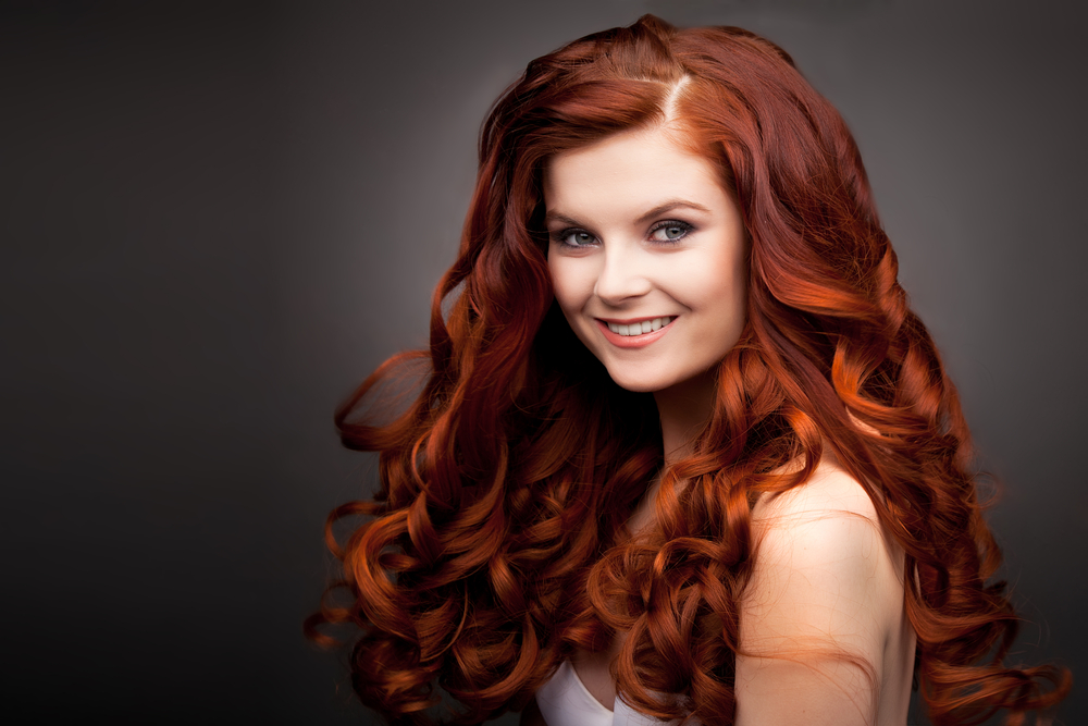 Spice Up Fall with a Hot Red Hair Color