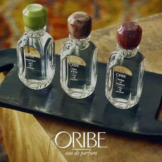 New Fragrance Wardrobe From Oribe Available In Frisco, Tx