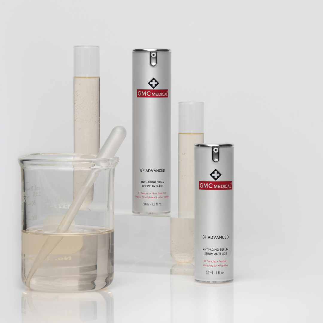 New Gf Advanced Serum And Cream By Gm Collin Available In Frisco, Tx
