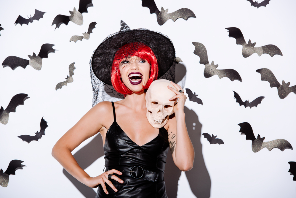 Get Ready for Some Halloween Fun at The Glam Room