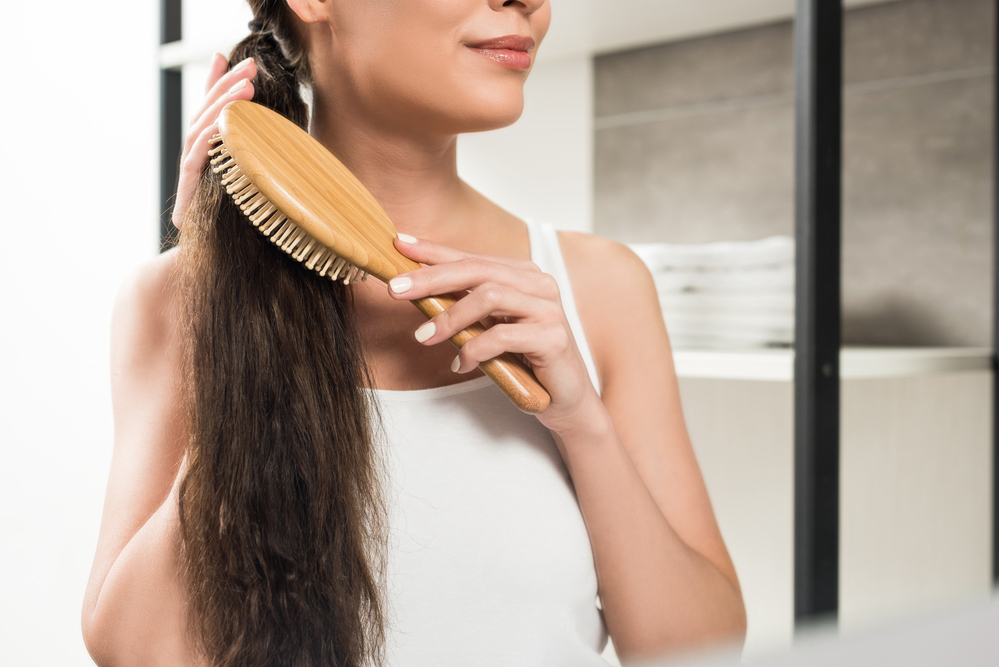 Should You Dump Your Hairbrush? - D'Ametri's Salon