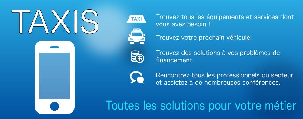 Activités du Salon des taxis 2015