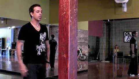 Ask Vassili: Improving Your Dance Frame