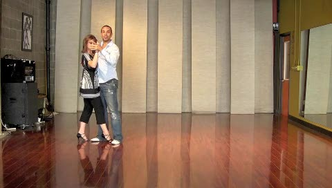 Tango Walk, Shoulder Holder, Double Turn, and Pick-Me-Up