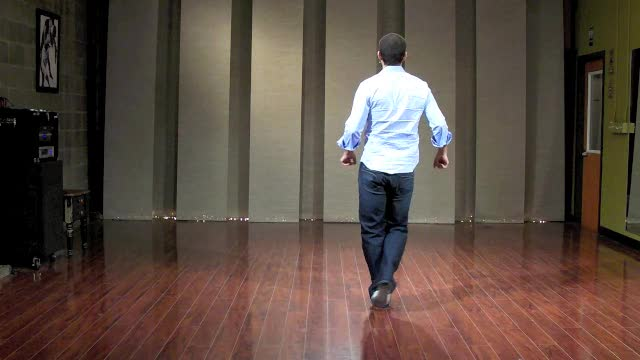 Dance With Us: Leads Footwork & Styling Pattern